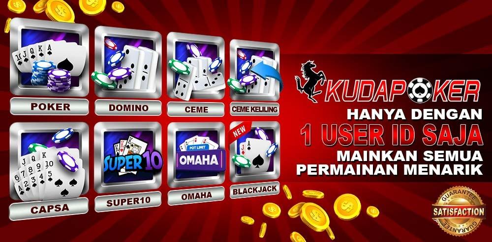 Kudapoker Situs Judi Idn Poker Online Terpercaya Teletype