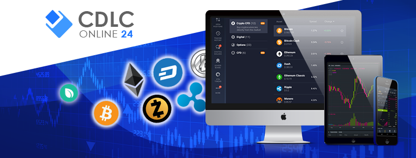 биржи криптовалют CDLCOnline24