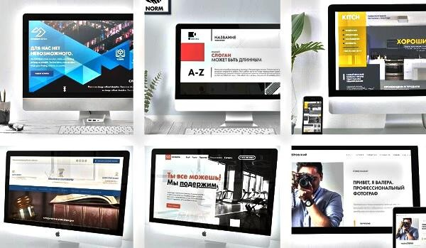 создание сайтов на тильде normalnoe.com