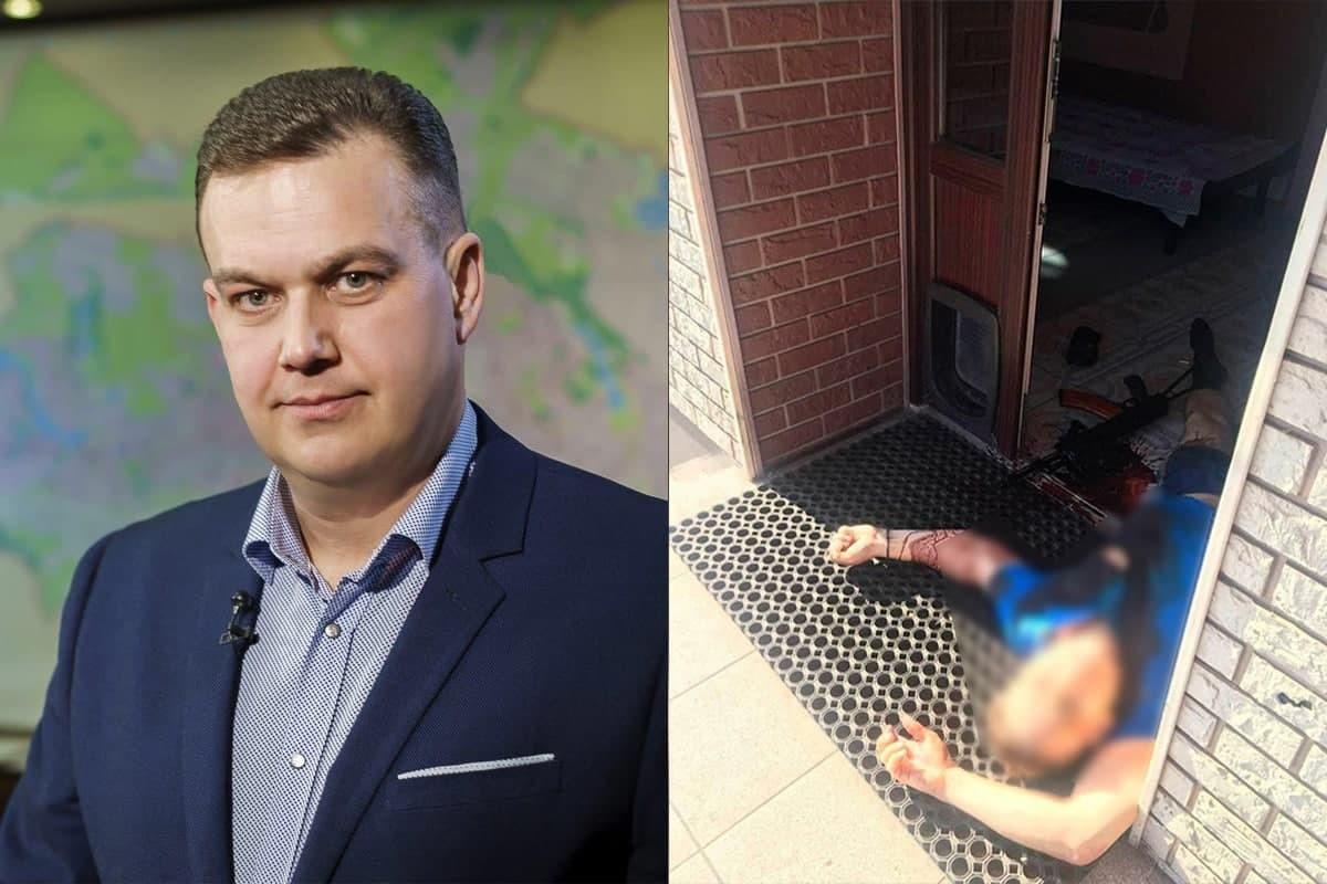 Мэр Кривого Рога найден мертвым, возбуждено дело об убийстве