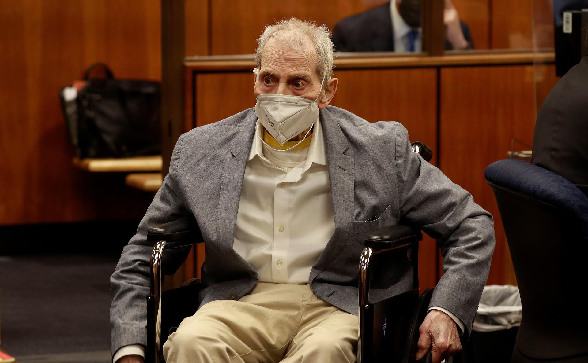 В США миллиардер получил пожизненный срок за убийство, в котором случайно признался на съемках сериала о себе