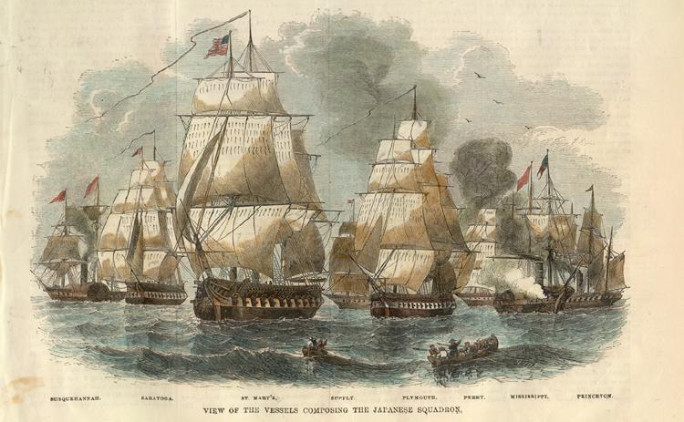 Флот коммодора Перри