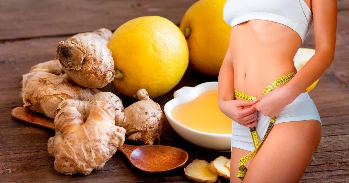 Обертывание имбирем для похудения