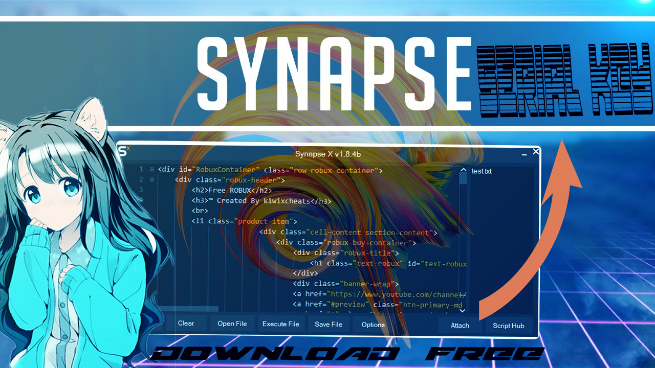 Synapse X Exploit Free Download 2020 Synapse X Cracked Level 7