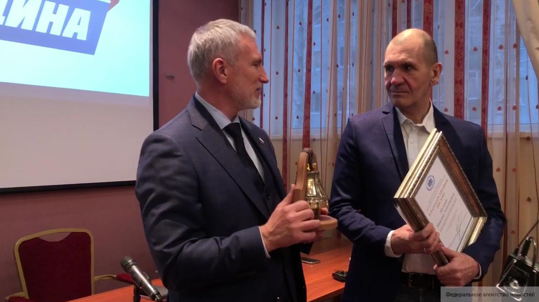 НТВ-шники о Шугалее: помогут ли большие экраны стать кандидату большим политиком