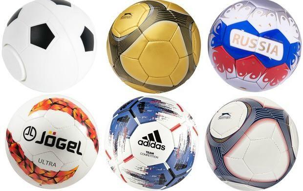 Футбольный Мяч купить 100suvenirov.ru